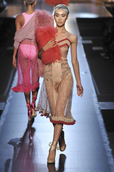 Jean Paul Gaultier at Paris Spring 2009