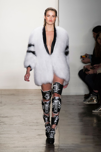 Jeremy Scott Fall 2014
