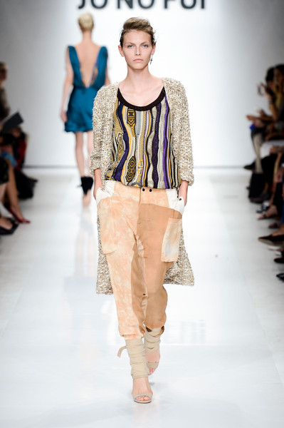 Jo No Fui at Milan Spring 2013