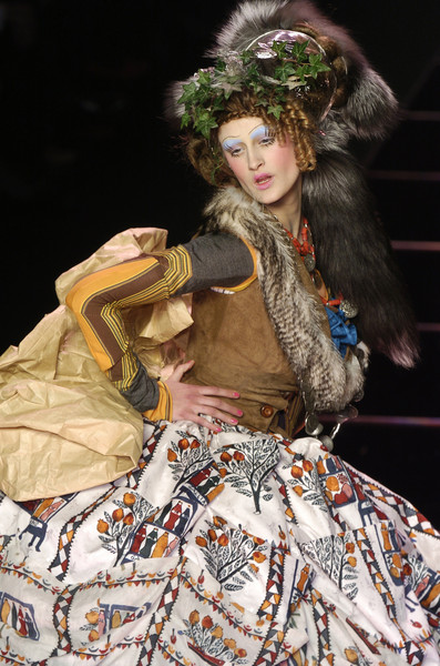 John Galliano Fall 2004