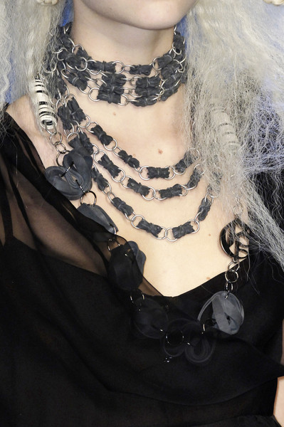 John Galliano at Paris Fall 2006 (Details)