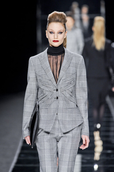 John Richmond at Milan Fall 2012