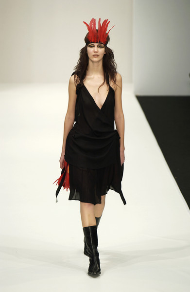 John Rocha at London Fall 2003
