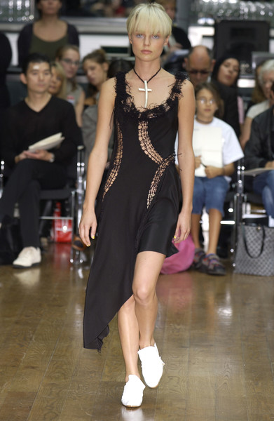 John Rocha at London Spring 2003