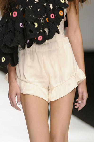 John Rocha at London Spring 2011 (Details)