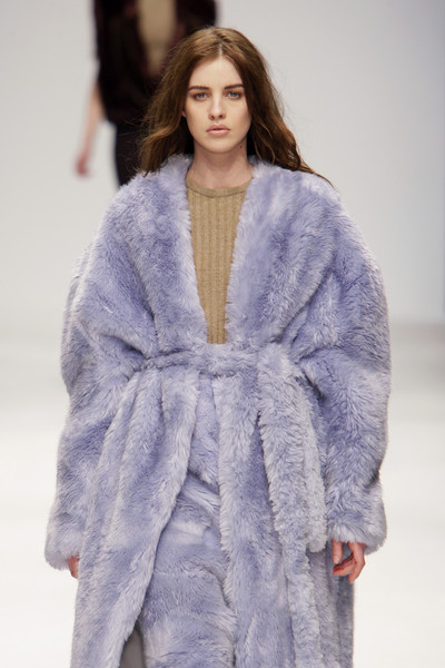 Josefina Larsson at London Fall 2010