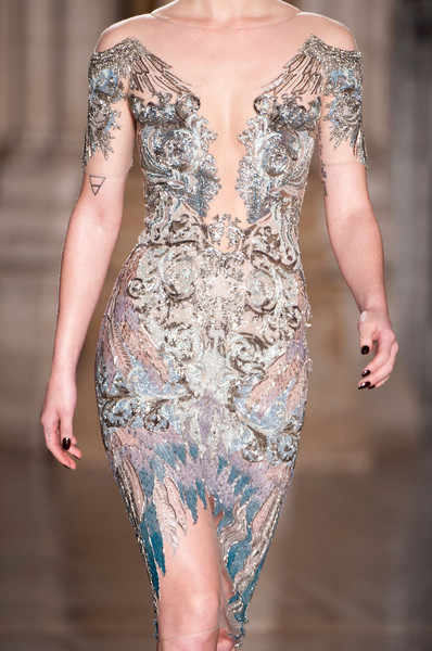Julien Macdonald Fall 2014 - Details
