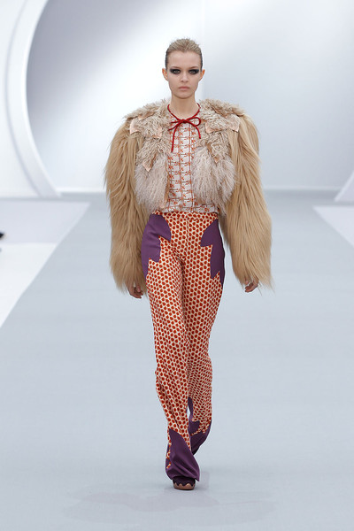 Just Cavalli at Milan Fall 2011