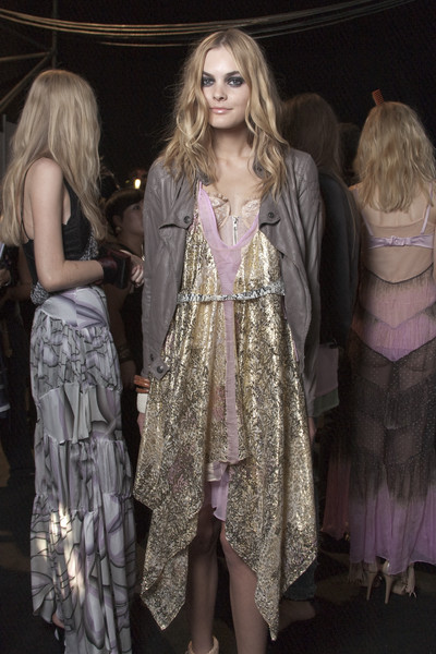 Just Cavalli Spring 2010 - Backstage