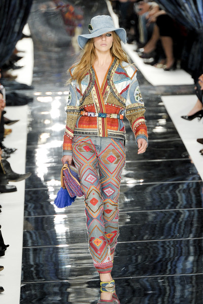 Just Cavalli at Milan Spring 2011