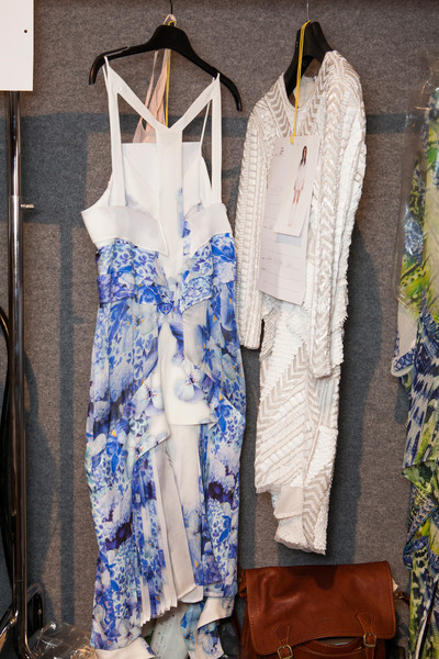 Just Cavalli Spring 2013 - Backstage