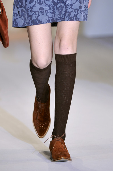 Karen Walker at New York Fall 2010 (Details)