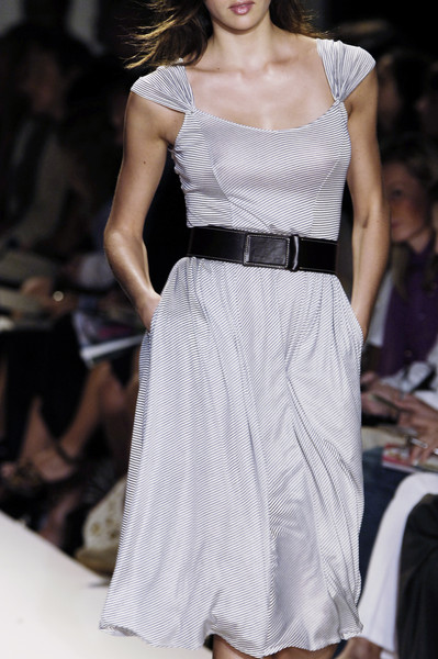 Kenneth Cole New York Spring 2006 - Details