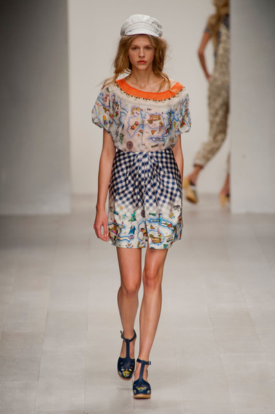 Kinder Aggugini at London Spring 2013