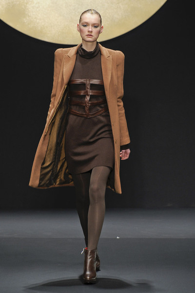 Krizia at Milan Fall 2012