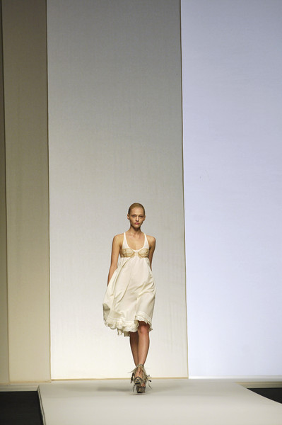 La Perla at Milan Spring 2008