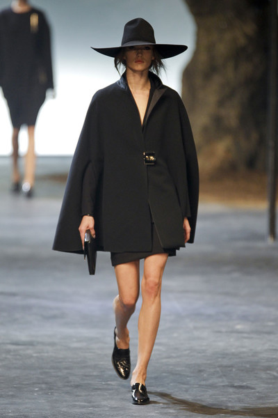 Lanvin at Paris Fall 2011