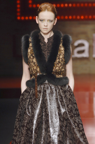 Laura Biagiotti Fall 2008