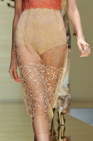 Laura Biagiotti Spring 2012 - Details