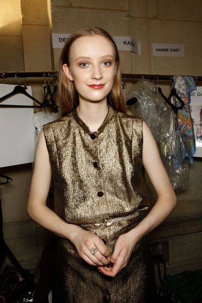 Loewe at Paris Spring 2012 (Backstage)