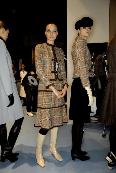 Lorenzo Riva Fall 2007 - Backstage