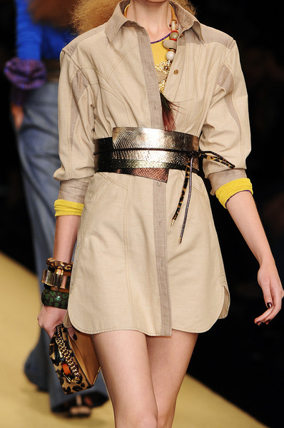 Louis Vuitton Spring 2009 - Details