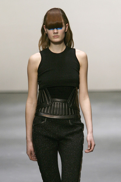 Louise Goldin at London Fall 2009