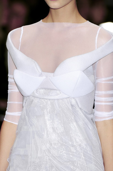 Louise Goldin at London Spring 2009 (Details)