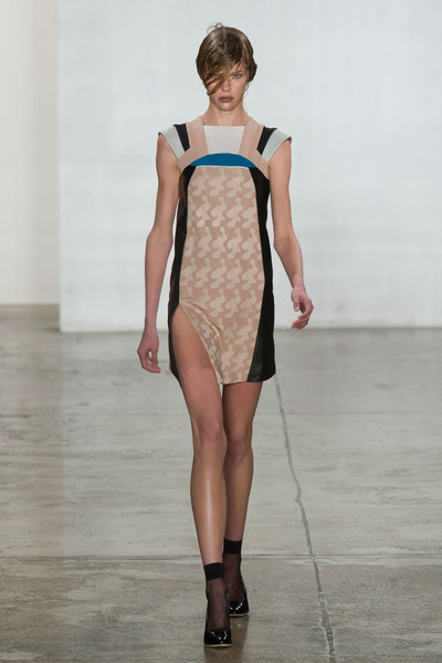 Louise Goldin at New York Spring 2013