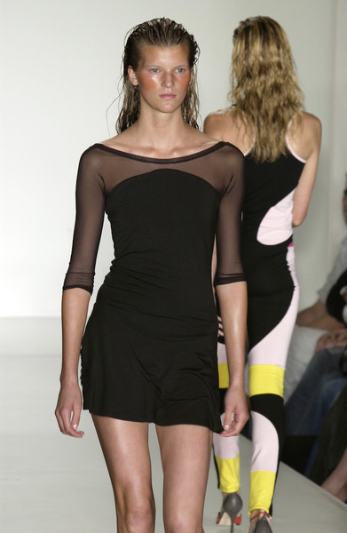 Luella Bartley at New York Spring 2003