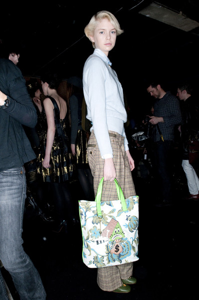 Luella Fall 2009 - Backstage