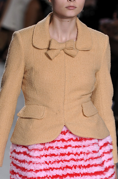 Luella at London Spring 2010 (Details)