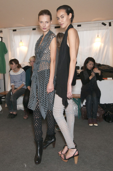 Lutz Spring 2011 - Backstage