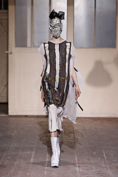 Maison Martin Margiela at Couture Spring 2013