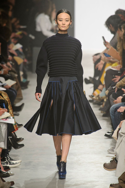 Maison Rabih Kayrouz at Paris Fall 2013