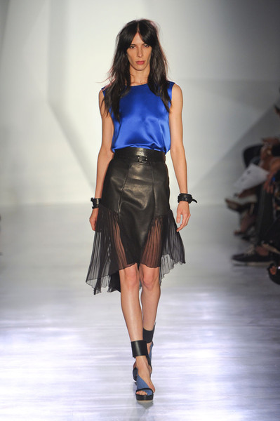 Mandy Coon at New York Spring 2012