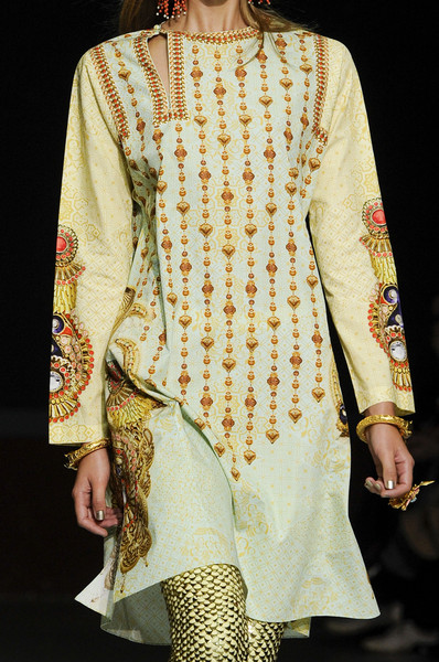 Manish Arora at Paris Spring 2013 (Details)