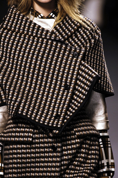 Marc Jacobs at New York Fall 2006 (Details)