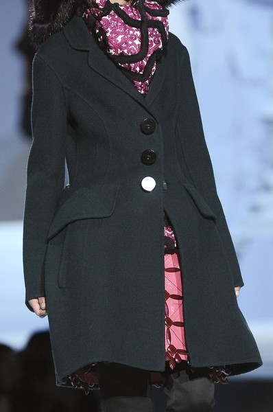 Marc Jacobs Fall 2012 - Details