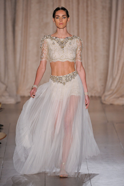runway news most stunning bridal gowns