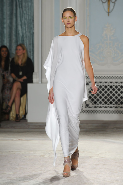 Maria Grachvogel at London Spring 2012