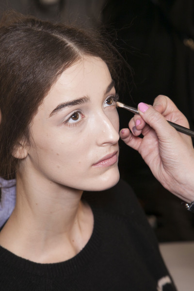 Marios Schwab Fall 2013 - Backstage