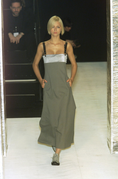 Marithé + François Girbaud at New York Fall 2001