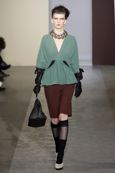 Marni at Milan Fall 2010