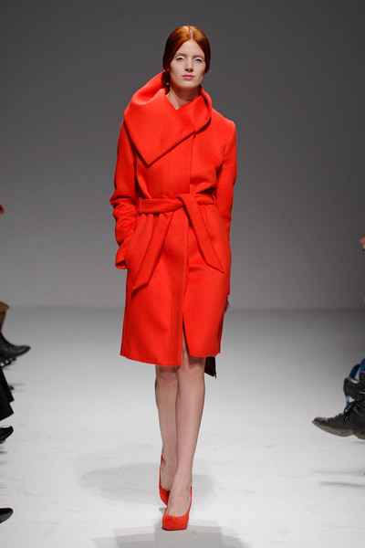 Martin Grant at Paris Fall 2011