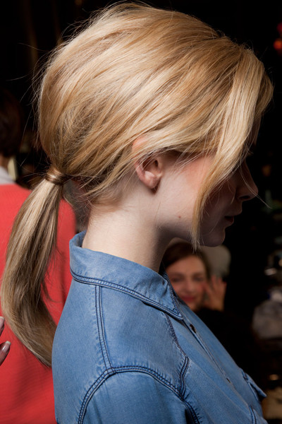 Matthew Williamson Fall 2012 - Backstage