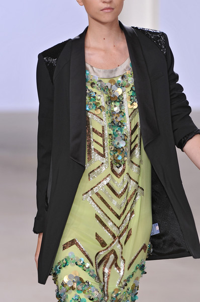 Matthew Williamson at London Spring 2010 (Details)