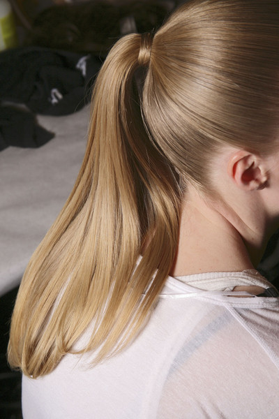Max Azria Fall 2011 - Backstage