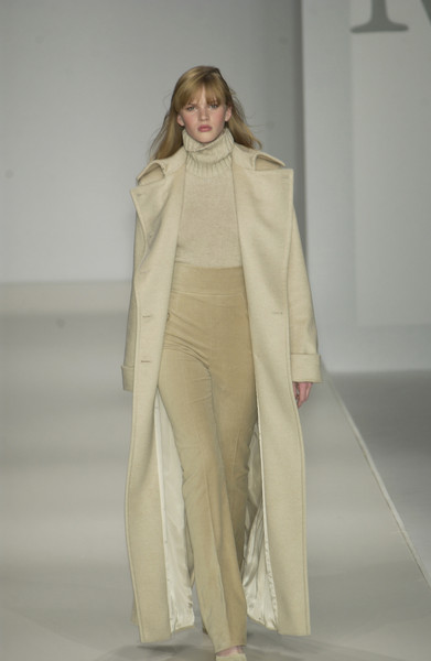 MaxMara at Milan Fall 2002