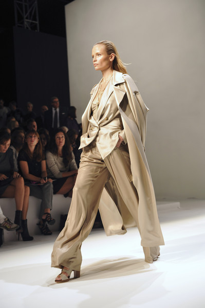 MaxMara at Milan Spring 2010